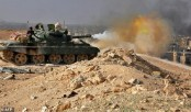 IS counter-attack to save last Syria bastion