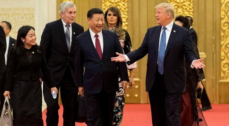Trump praises Xi as 'powerful representative of people'