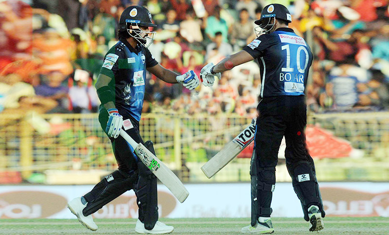 Rangpur Riders set 135-run winning target for Rajshahi Kings