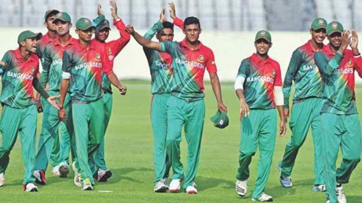 Winning start for Bangladesh in Youth Asia Cup