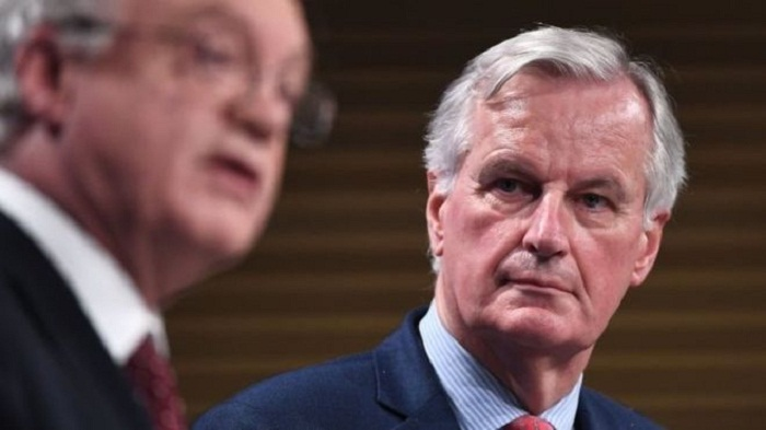 Barnier gives UK two weeks to clarify Brexit cash