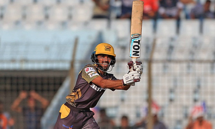 Mominul, Simmons seal first win for Rajshahi in BPL