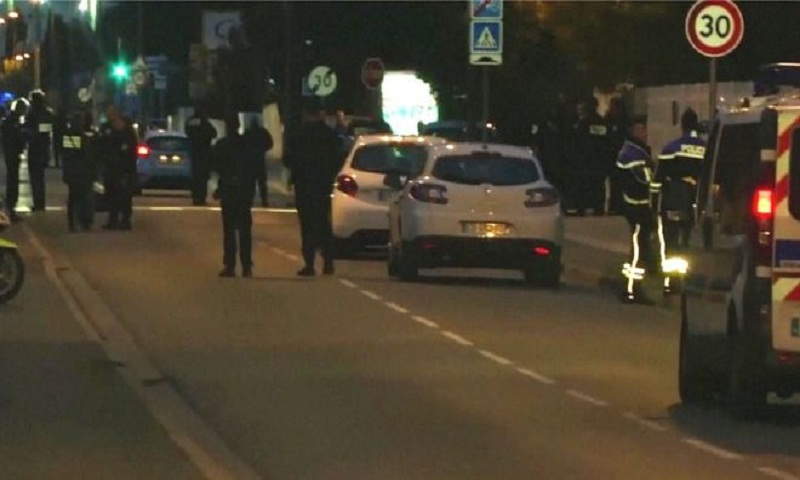 Three Chinese students injured in car attack in Toulouse