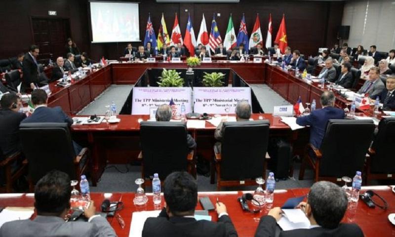 TPP trade deal talks move forward despite Canada wobble
