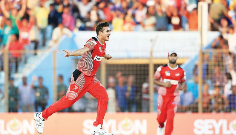 Chittagong Vikings send Khulna Titans to bat first