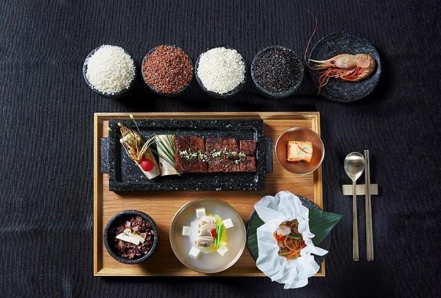 Trump's South Korea menu: Sauce older than US, prawn from disputed Island