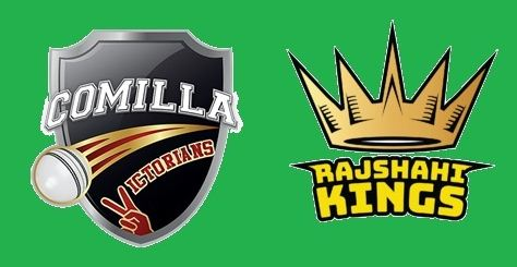 Comilla Victorians need 116 runs against Rajshahi Kings