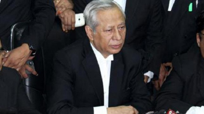 Justice Sinha's resignation causes no constitutional void: AG