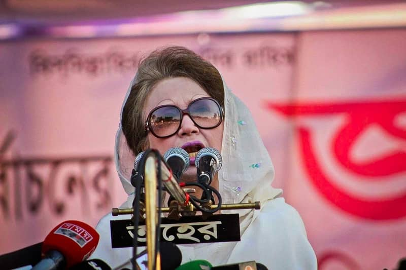 Chief Justice forced to quit, claims Khaleda