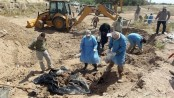 Iraq: Mass graves discovered near Hawija
