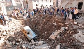 Saudi-led strikes hit defence ministry in Yemen capital