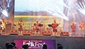 Folk songs enthrall audience on day two