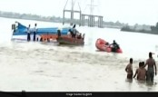 14 dead, 20 missing after an tourist boat capsizes in India