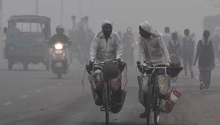 Delhi smog shortening lives, say doctors as hospitals fill up