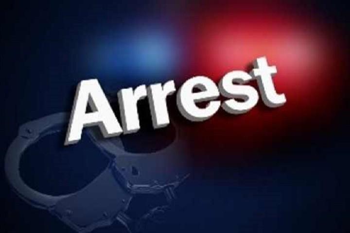 Woman drug peddler held