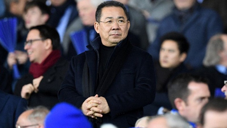 Thai court accepts $420 mn lawsuit against Leicester City owner