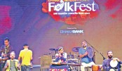 Dhaka Int'l Folk Fest wraps up in style