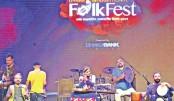 Dhaka Int'l Folk Fest wraps up in style