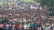 Khaleda thanks those joined BNP rally