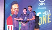 Shakib Becomes Oxy's Brand Ambassador