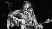 Bob Dylan's Concert for Bangladesh acoustic guitar sells for $400,000 at auction