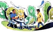 Google Doodle celebrates Humayun Ahmed's 70th birthday