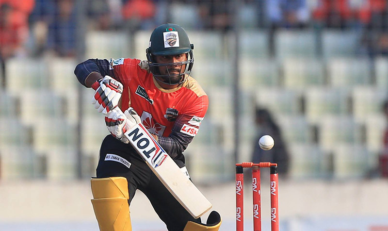 Comilla Victorians beat Chittagong Vikings by 6 wickets