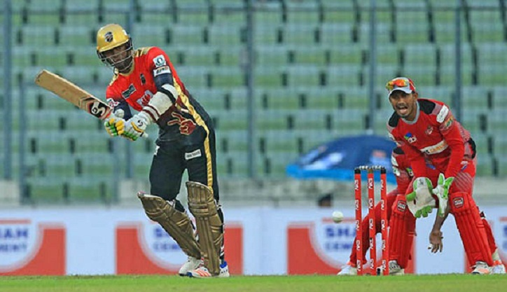 Chittagong Vikings set 140 runs target for Comilla Victorians