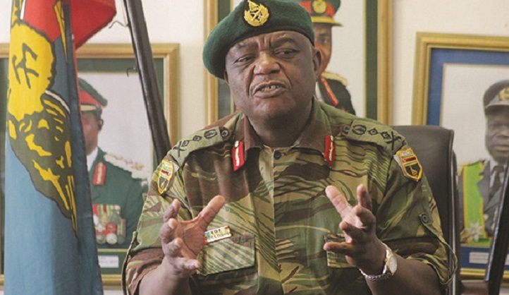Zimbabwe reeling after army chief's warning to Mugabe