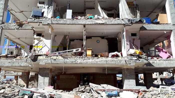 Iran-Iraq earthquake is deadliest of 2017