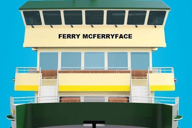 Ferry McFerryface chosen as name of new Sydney ferry