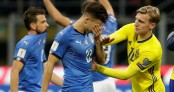 Italy fails to qualify for the World Cup, first time since 1958