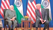 Modi, Trump hold talks on defence, security issues