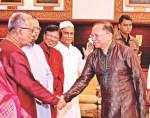 President accepts Sinha's resignation