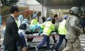 North Korea defector who crossed DMZ 'was shot five times'
