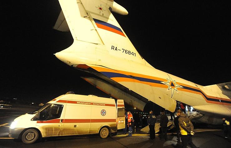 6 die in Russia plane crash