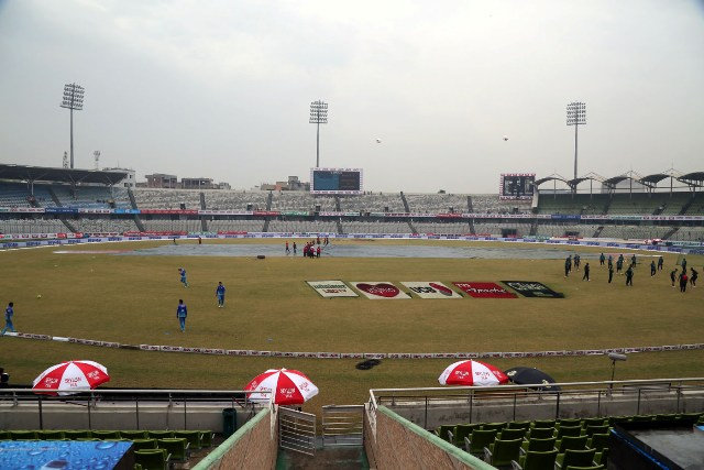 Rain washes out both BPL matches