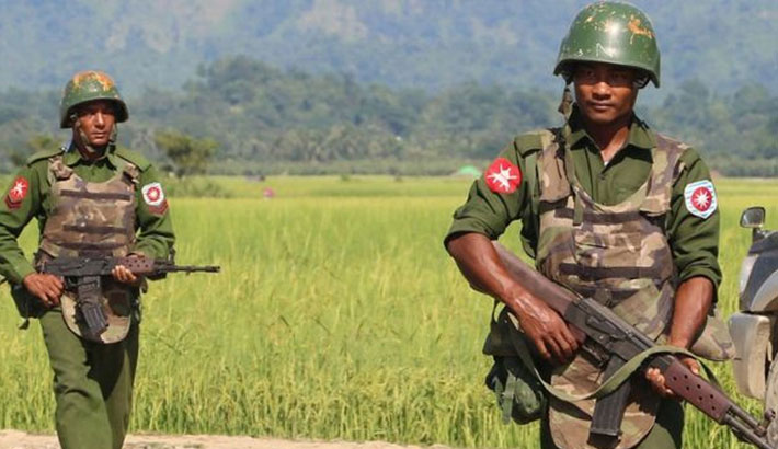 Myanmar army trying to hide crimes: AI