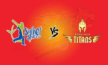 Sylhet-Khulna BPL match abandoned due to rain