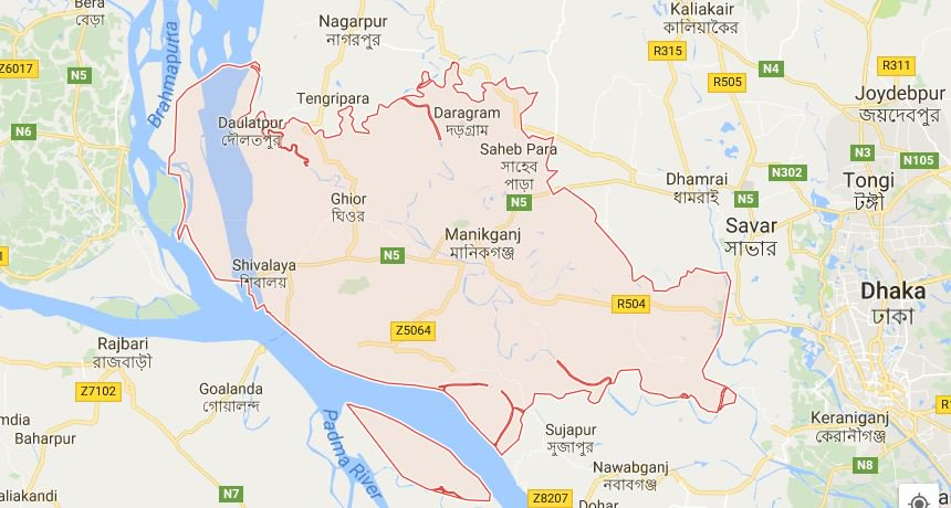 Couple burnt in Manikganj gas cylinder blast