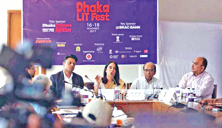 7th Dhaka Literary Fest begins tomorrow