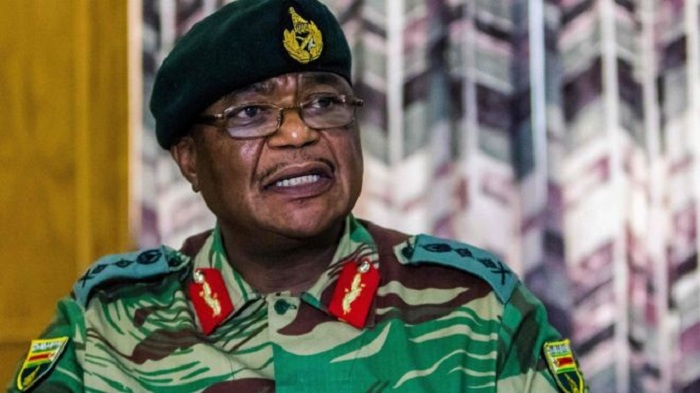 Zimbabwean army chief accused of 'treasonable conduct'