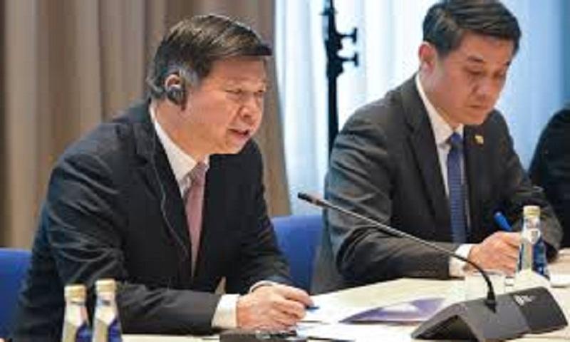 Following Trump visit, China sending envoy to North Korea