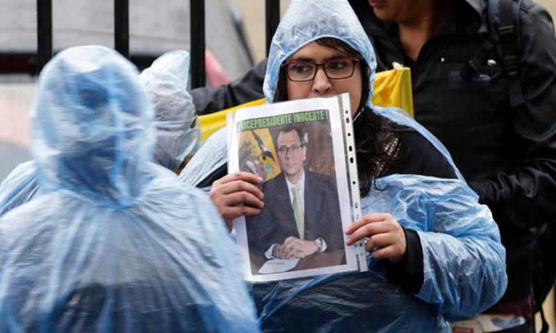 Ecuador vice president to face trial in Odebrecht corruption case