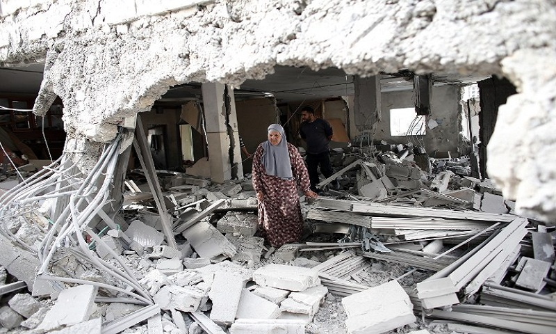 Israel demolishes home of Palestinian who killed 3 Israelis