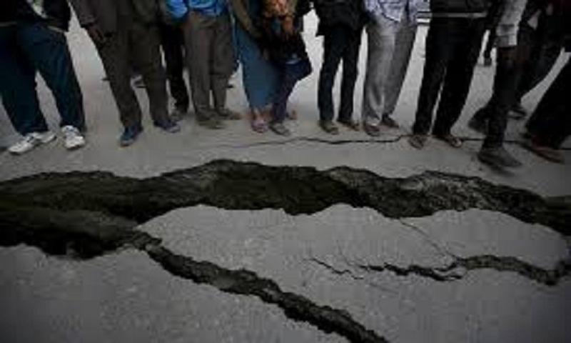 5.5 magnitude quake hits off South Korea's coast