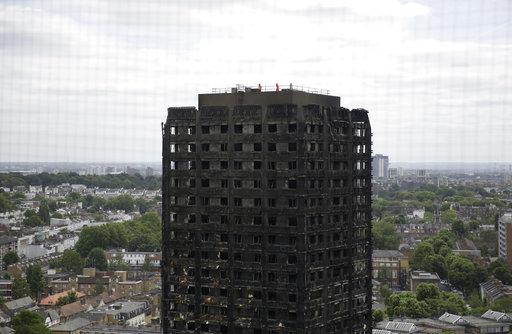 London police: Final Grenfell fire death toll is 71