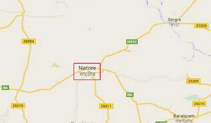 Couple, among 3, killed in Natore road crash