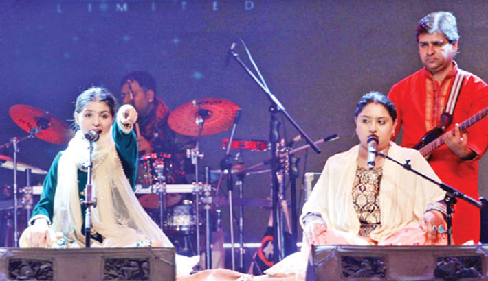 Dhaka Int'l Folk Fest 2017:  An exhibition of folk diversity