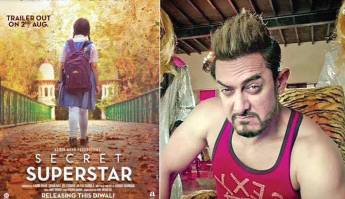 'Secret Superstar' collects barely 1 crore in three days
